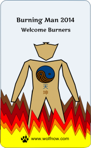 Welcome Burners!