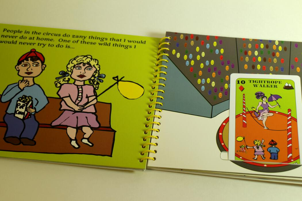 Circus Fun Book